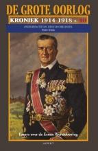 Henk van der Linden , De Grote Oorlog, Kroniek 1914-1918 deel 40