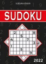 , 2022 Sudoku