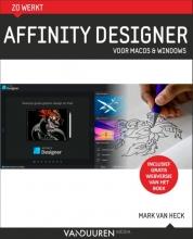 Mark van Heck , Zo werkt Affinity Designer