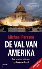 Michael Persson , De val van Amerika