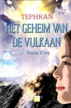 Paula  King Het geheim van de vulkaan