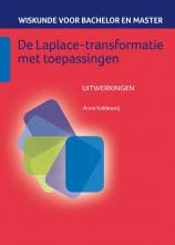 Anne Kaldewaij , De Laplace-transformatie met toepassingen uitwerkingenboek