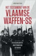 Jonathan  Trigg Het testament van de Vlaamse Waffen-SS