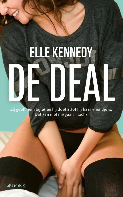 Elle Kennedy,De deal