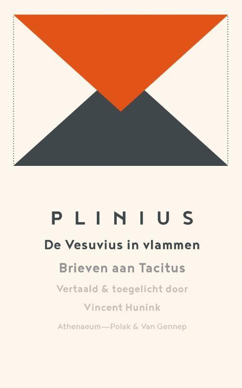 Plinius,De vesuvius in vlammen