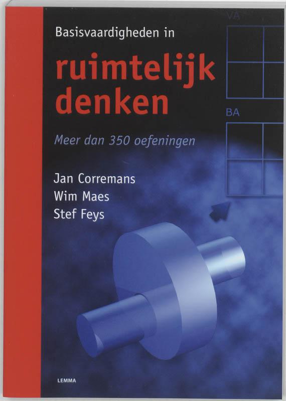 J. Corremans, W. Maes, S. Feys,Basisvaardigheden in ruimtelijk denken