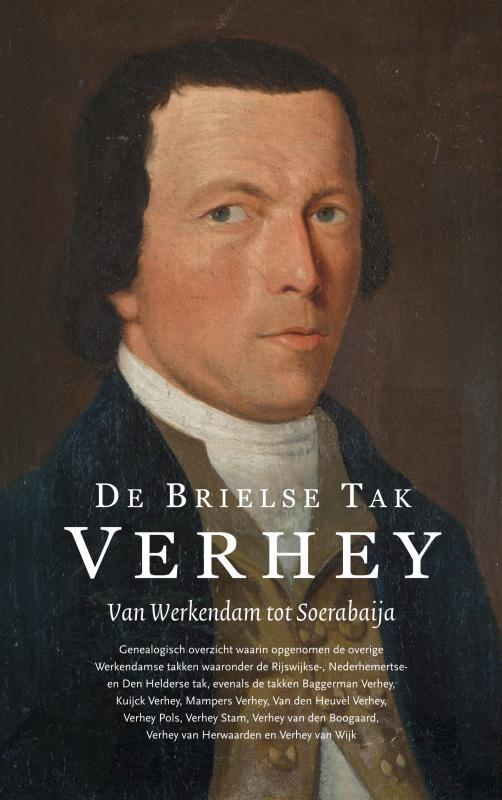 Herbert Verhey,De Brielse tak Verhey