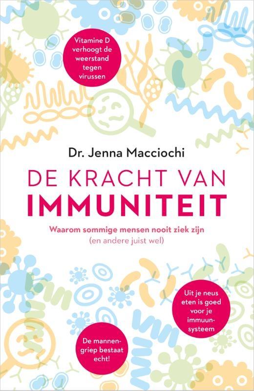 Jenna Macciochi,De kracht van immuniteit