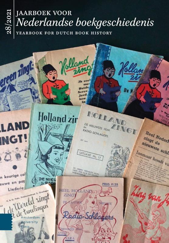 ,Jaarboek voor Nederlandse Boekgeschiedenis 28/2021