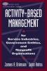 Brimson, James A.,Activity-Based Management