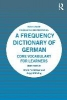 Erwin Tschirner,   Jupp Moehring,A Frequency Dictionary of German