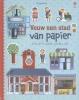,Vouw een stad van papier