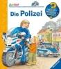 Erne, Andrea,Die Polizei