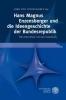 ,Hans Magnus Enzensberger und die Ideengeschichte der Bundesrepublik