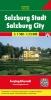 ,Salzburg Stadt, Stadtplan 1:7.500 - 1:15.000
