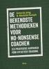 Anne de Jong, Marielle  Rumph,De bekendste methodieken voor no-nonsense coachen