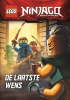 ,<b>LEGO Ninjago - De laatste wens</b>