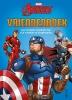 ,<b>Avengers vriendenboek</b>