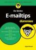 Arjan  Broere,De kleine E-mailtips voor Dummies