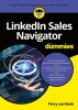 Perry van Beek,LinkedIn Sales Navigator voor Dummies