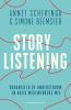 Annet  Scheringa, Simone  Beemster,Storylistening