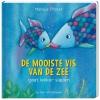 <b>Marcus  Pfister</b>,De mooiste vis van de zee gaat lekker slapen, kartonboek