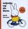 <b>Dick  Bruna</b>,Nijntje op de fiets in `t zeuws
