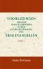 <b>Isaäc  Da Costa</b>,Voorlezing over de verscheidenheid en der overeenstemming der vier evangeli?n 1