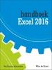 <b>Wim de Groot</b>,Handboek Excel 2016