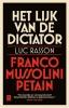 <b>Luc  Rasson</b>,Het lijk van de dictator