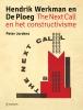 <b>Peter  Jordens</b>,Hendrik Werkman en De Ploeg