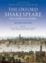 Wells, Stanley William Shakespeare: The Complete Works