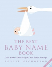 Louise Nicholson The Best Baby Name Book