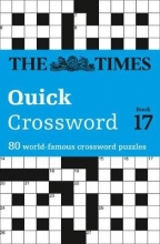 The Times Mind Games,   John Grimshaw The Times Quick Crossword Book 17
