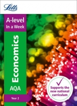 Letts A-Level A -level Economics Year 2 In a Week