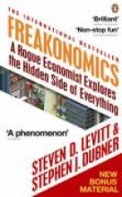 S.D.  Levitt, S,J,  Dubner Freakonomics