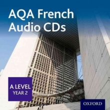 Pike, Robert AQA A Level Year 2 French Audio CD Pack