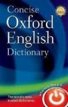 Concise Oxford English Dictionary (12th Edn)