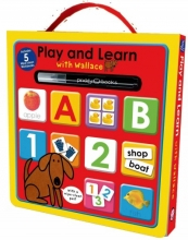 Play and Learn With Wallace