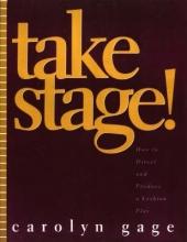 Gage, Carolyn Take Stage!