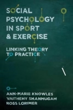 Ann-Marie Knowles,   Dr. Ross Lorimer,   Vaithehy Shanmugam Social Psychology in Sport and Exercise
