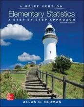 Bluman, Allan G. Elementary Statistics