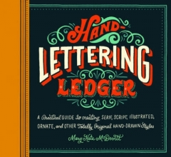McDevitt, Mary Kate Hand-Lettering Ledger