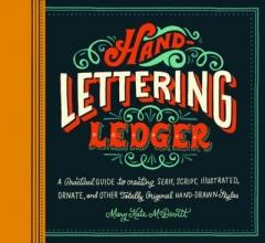 McDevitt, Mary Kate Hand-lettering Ledger
