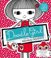 Smith, Suzanne Doodle Girl and the Monkey Mystery