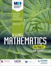 Goldie, Sophie MEI A Level Mathematics Year 2