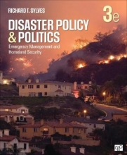 Richard T. Sylves, Disaster Policy and Politics