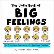 Wilson, Maureen Marzi LITTLE BK OF BIG FEELINGS