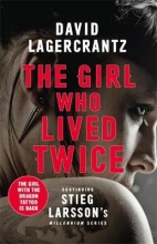 George Goulding David Lagercrantz, The Girl Who Lived Twice