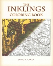 James A. Owen The Inklings Coloring Book